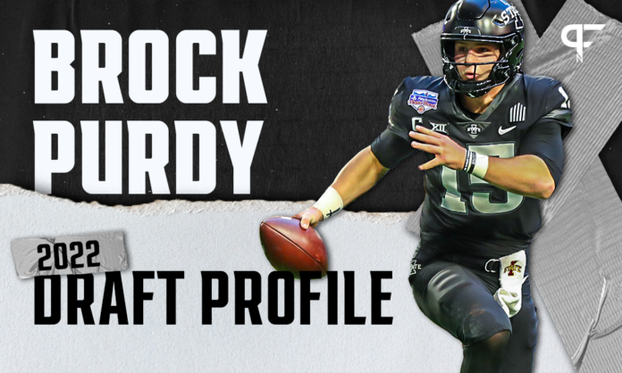 Brock Purdy, Iowa State QB | NFL Draft Scouting Report