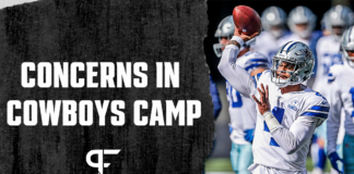 Dallas Cowboys Training Camp Dak Prescott injury adds to list of concerns