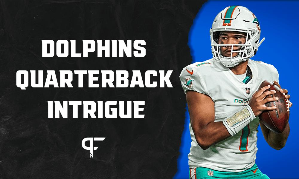 Insight into Tua Tagovailoa, Deshaun Watson, and Miami Dolphins' QB situation