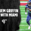 Former Seahawks LB Shaquem Griffin signs with the Dolphins