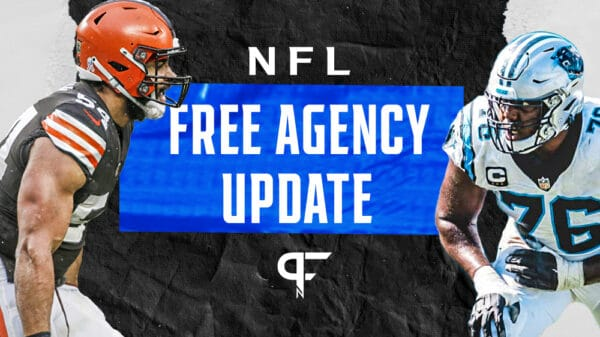 News on several key unsigned NFL free agents ahead of 2021 training camp