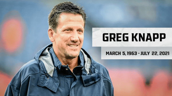 Greg Knapp | Remembering the former NFL coach following his tragic passing