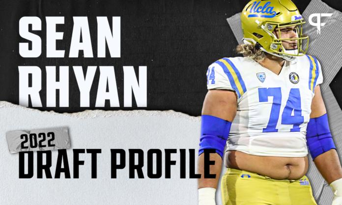 Sean Rhyan, UCLA OT   NFL Draft Scouting Report