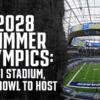 Summer Olympics 2028: SoFi Stadium, Rose Bowl to host LA Olympic events
