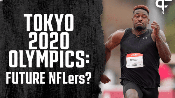 NFL players that could compete in the Olympics in the future
