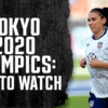 Tokyo Olympics 2021: TV channel, streaming, & what's on today