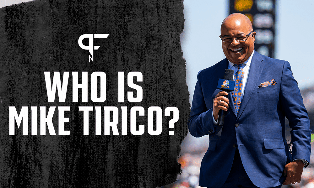 Who is Mike Tirico? NBC's NFL and Olympics play-by-play host