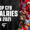 Top College Football Rivalries Ranked for 2021