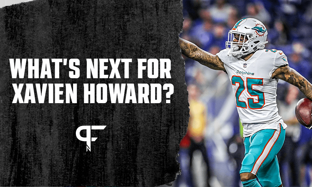 Whats next for Xavien Howard and his future with the Dolphins?