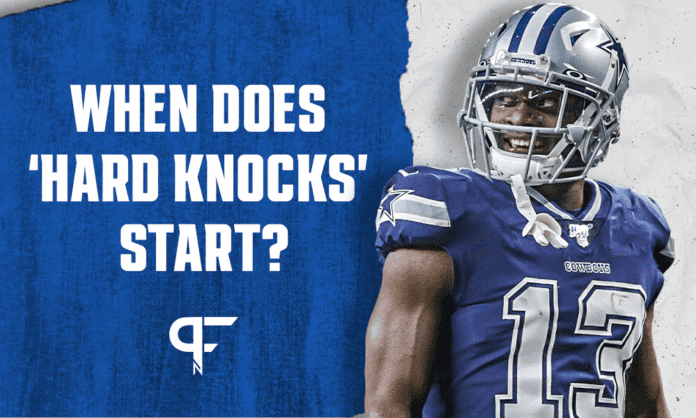 When does 'Hard Knocks' start? Cowboys headline HBO's NFL training camp special