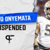 David Onyemata's suspension another blow to the New Orleans Saints defense
