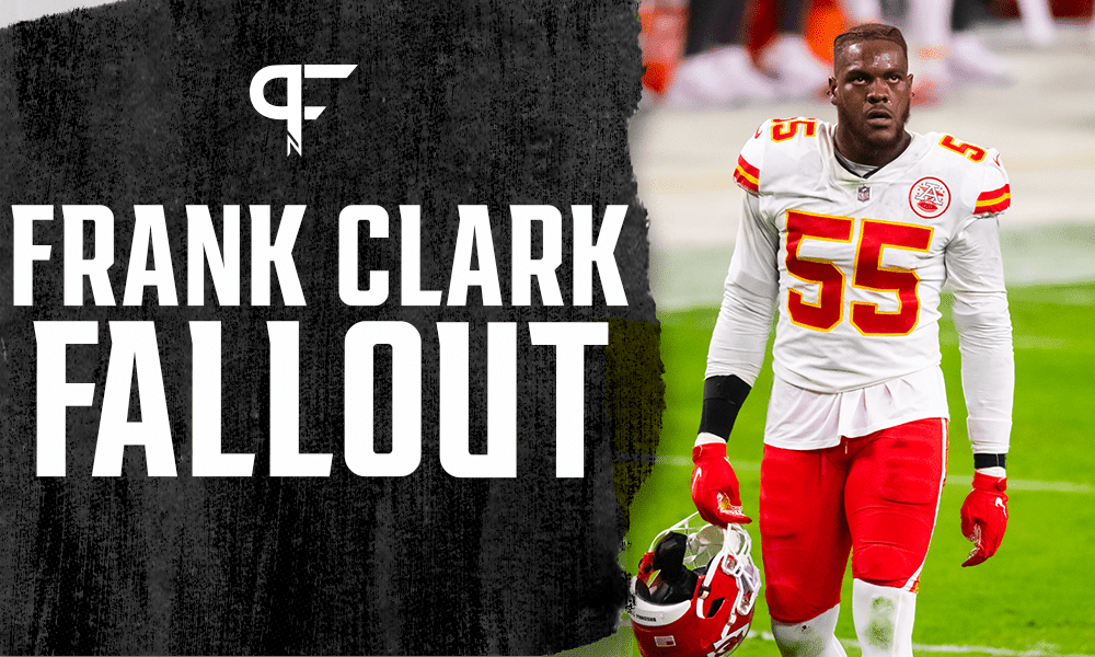Frank Clark's potential fallout with authorities, NFL from latest gun charge