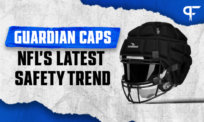 Guardian Caps: The new helmets worn by several NFL teams