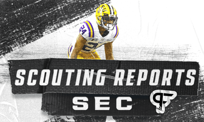 SEC 2022 NFL Draft prospects and scouting reports