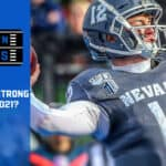 College Football News: Will Carson Strong emerge as a top QB in the 2022 NFL Draft?