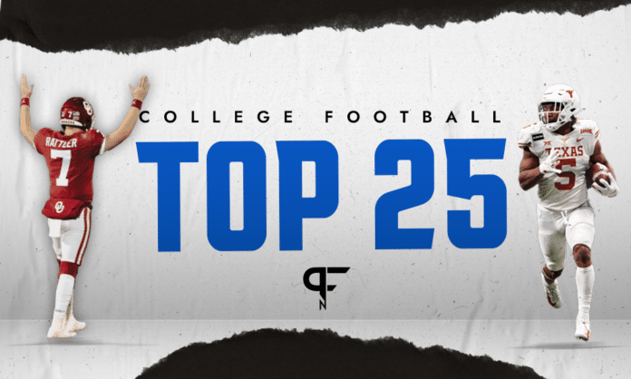 College Football Rankings: Preseason Top 25 for 2021