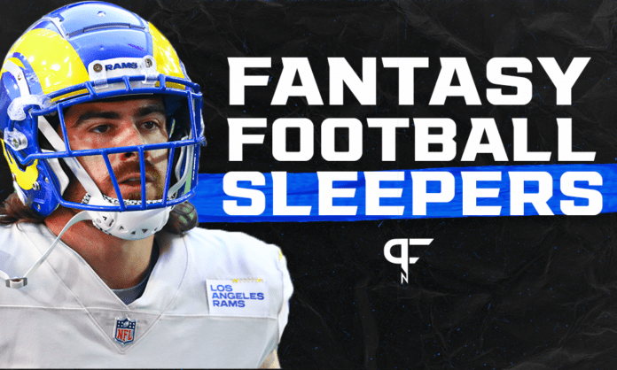 Fantasy Football Sleepers 2021: Can Tyler Higbee step up now that Gerald Everett is gone?