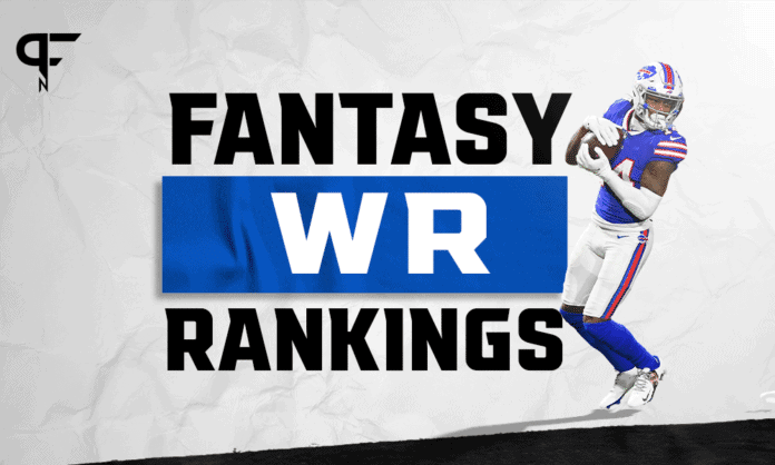 Fantasy WR Rankings 2021: Keenan Allen, Terry McLaurin round out the top 10