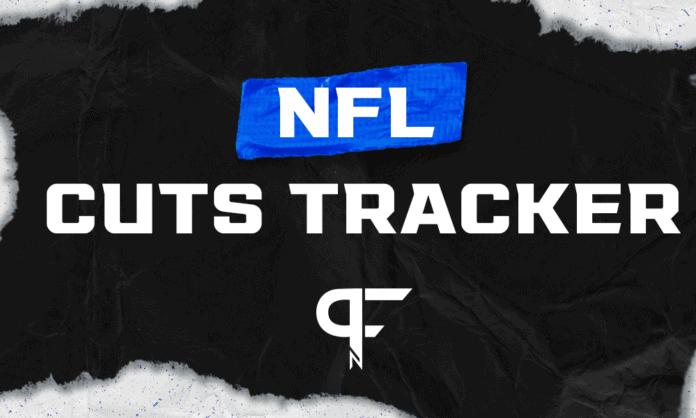 NFL Cuts Tracker 2021: Tracking the latest NFL cuts so far