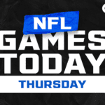 NFL Games Today TV Schedule: Time, channels for NFL preseason games tonight