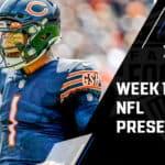 NFL Preseason Fantasy Recap Week 1: Sleepers at RB & WR