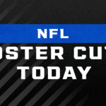 NFL Roster Cuts Today: 2021 Team-by-team final cuts to 53-man roster