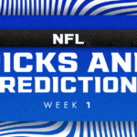 Free Week 1 NFL picks and predictions against the spread