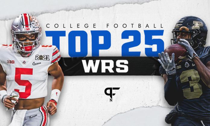 College Football Wide Receiver Rankings 2021: Nevada, Memphis break through