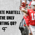Will Tate Martell be the UNLV starting QB in 2021?