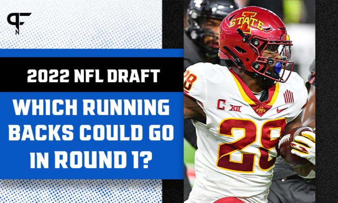 2022 NFL Draft: Which running backs could go in round 1?
