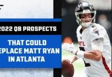2022 quarterback prospects that could replace Matt Ryan in Atlanta