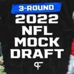 """2022 NFL Mock Draft: A class """"Staind"""" by QB question marks"""