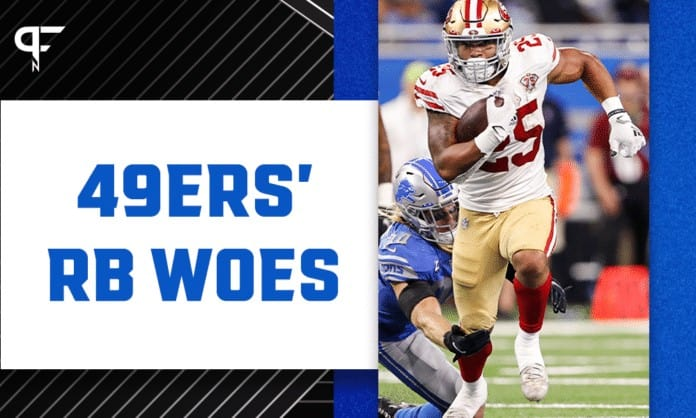 49ers Injuries: Where does San Francisco turn next after losing four RBs in two weeks?