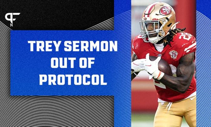 49ers Injury Report: Trey Sermon cleared, Elijah Mitchell doubtful for Week 3