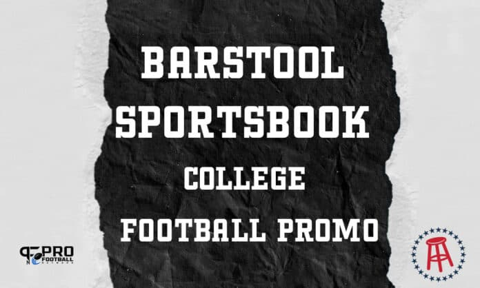 Barstool Sportsbook has you covered with college football promos