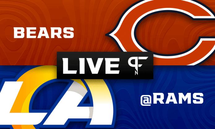 Bears vs. Rams Score: Live updates, highlights, for tonight's Sunday Night games