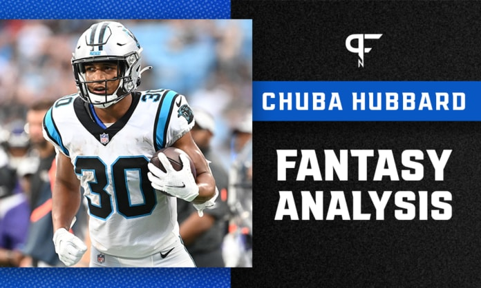 Chuba Hubbard Fantasy Analysis: Should you claim off the waiver wire?
