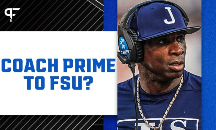 Deion Sanders could be Florida State's next head coach