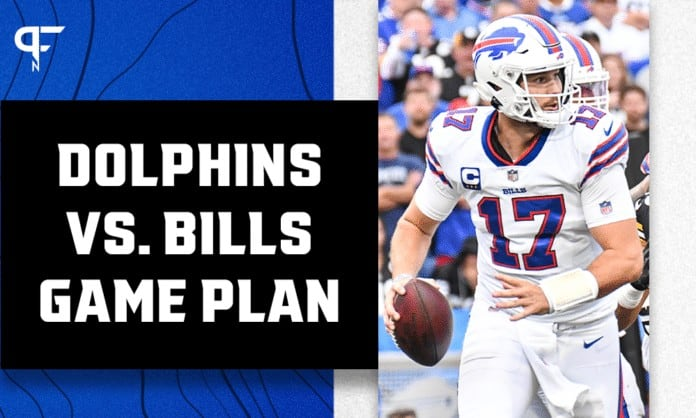 The surest way for the Miami Dolphins to lose to the Buffalo Bills Sunday? Blitz Josh Allen