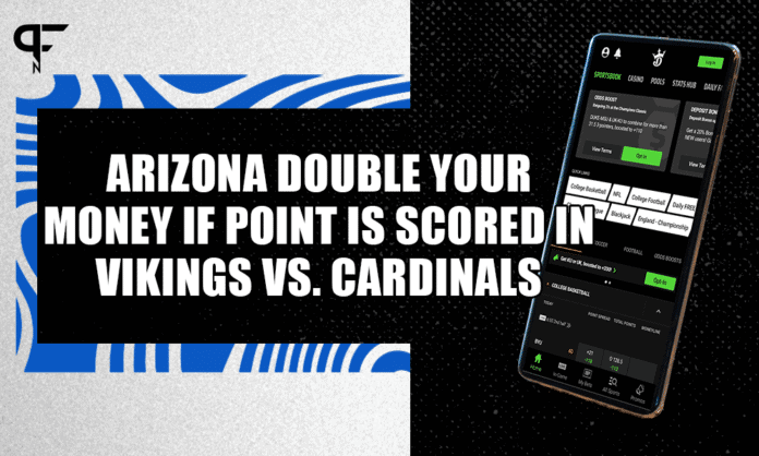 DraftKings Sportsbook Double Your Money promo