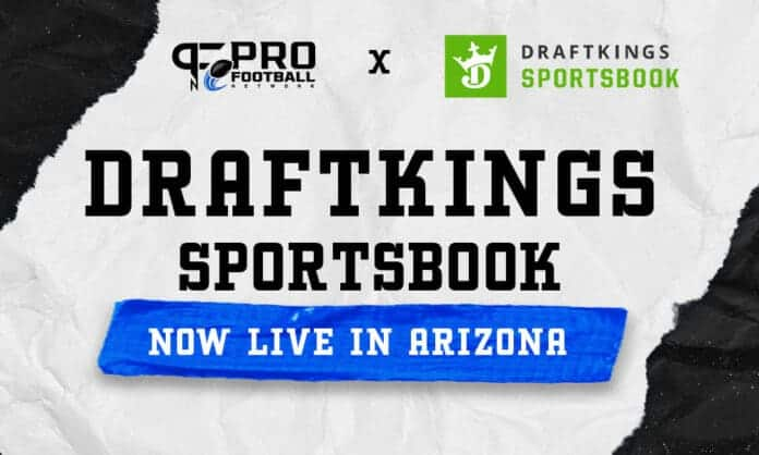 DraftKings Sportsbook NFL promos
