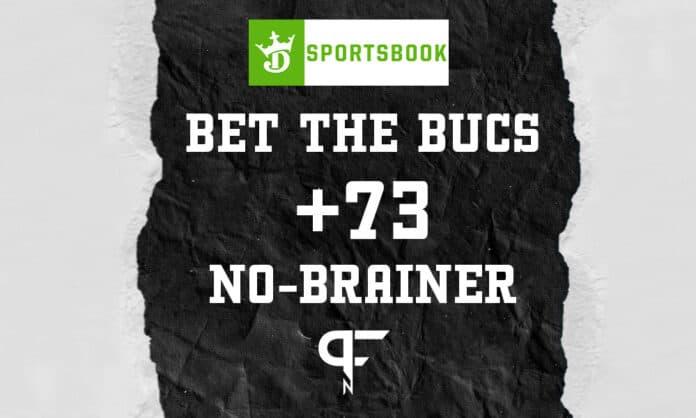 draftkings sportsbook bucs promo