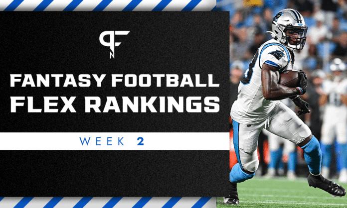 Fantasy Football Flex Rankings for Week 2: Terrace Marshall Jr., Ronald Jones round out top 100