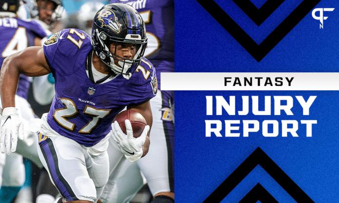 Fantasy Injury Report: Austin Ekeler, Saquon Barkley, Curtis Samuel injury updates