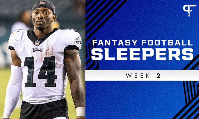 Fantasy Football Sleepers Week 2: Kenneth Gainwell is an underrated option