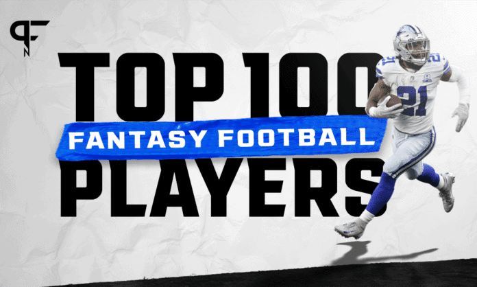 Top 100 Fantasy Football Players 2021: Diontae Johnson, Elijah Mitchell round out top 70