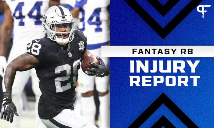 Fantasy RB Injury Report: Josh Jacobs and Saquon Barkley trending in different directions for Week 3