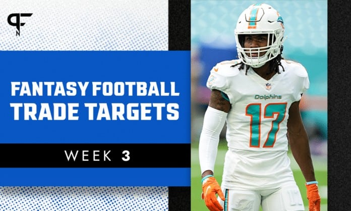 Buy Low, Sell High: Fantasy football trade targets for Week 3