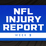 Fantasy Injury Report: D'Andre Swift, Marquise Brown, Darnell Mooney injury updates