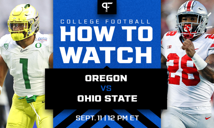 Oregon vs. Ohio State odds, prediction, how to watch in Week 2